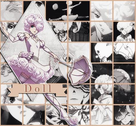 black butler season 3 doll x animeday kuroshitsuji book of circus black