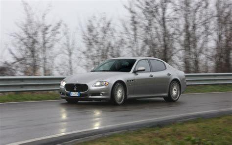 Maserati All Wheel Drive Maserati Ceo 2012 Quattroporte Will Get All Wheel Drive