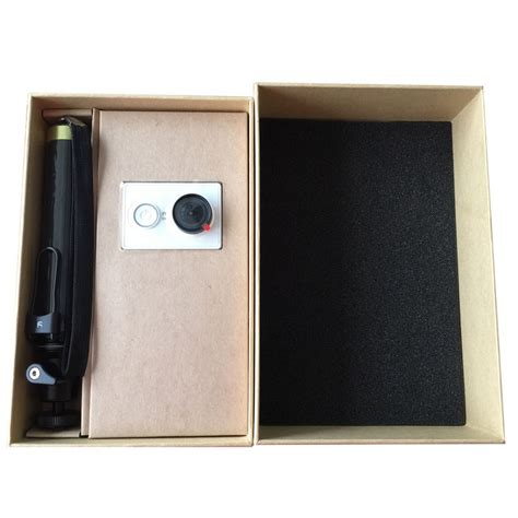 Xiaomi Yi Travel Edition xiaomi yi travel edition with monopod white