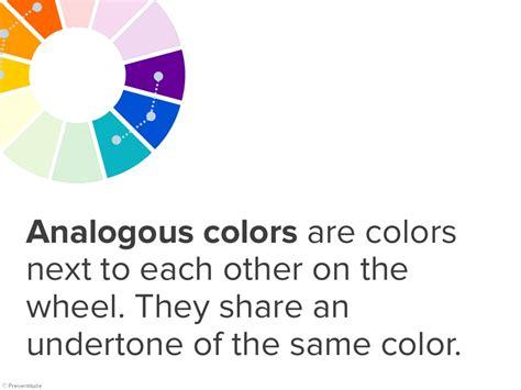 basics design colour n 2884790667 analogous color combinations