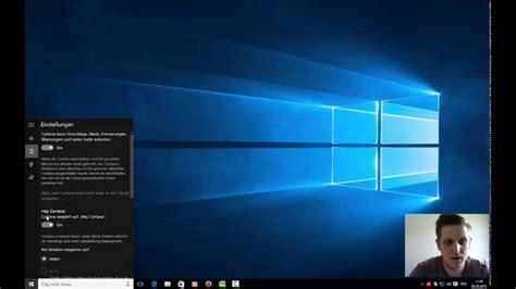 tutorial windows 10 en español windows 10 cortana sprachsteuerung tricks tutoria
