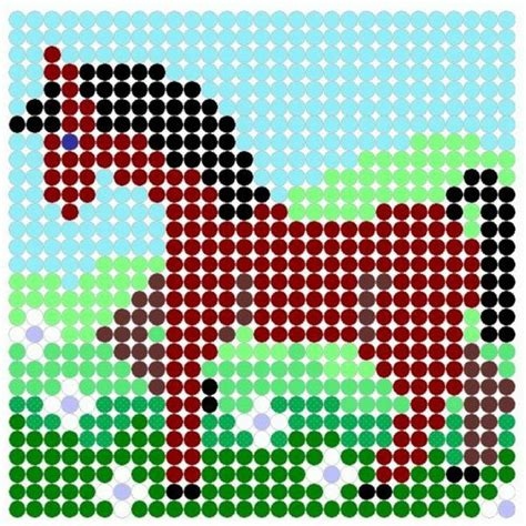 hama pattern maker 40 cool perler bead patterns