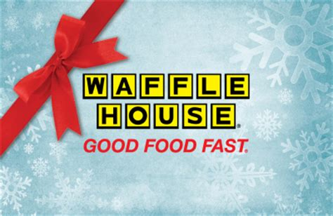 Waffle House Gift Cards - creative christmas list part 4 the english room