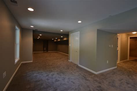 d carpet in basement finished basement lutherville timonium md contemporary