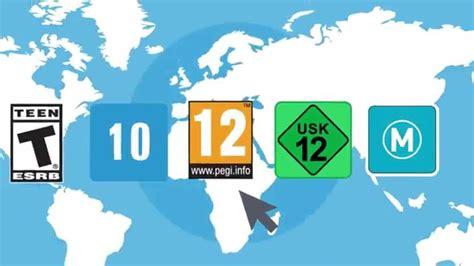 the intern rating iarc international age rating coalition