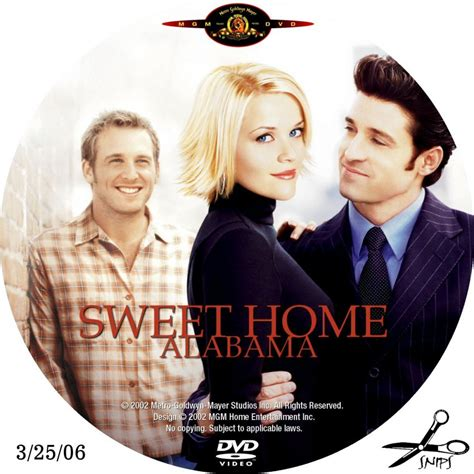 sweet home alabama custom dvd labels sweet home