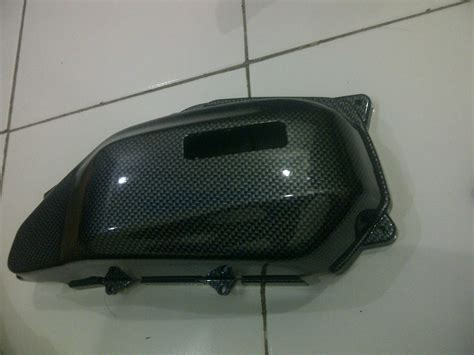 Cover Vario 125 Jual Cover Air Filter Vario 125 150 Karbon Zuf