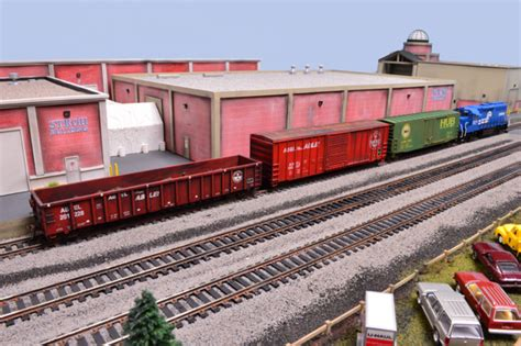 model railroader video layout tour layout tour model railroad hobbyist magazine having