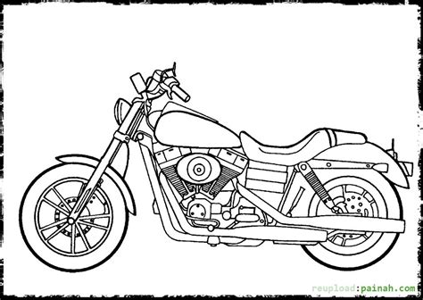 harley motorcycle coloring pages to print harley davidson coloring pages to download and print for free