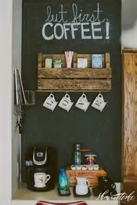 Home projects diy coffee bar 187 shaunae teske photography