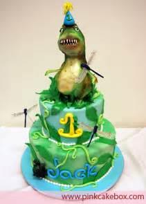 Dinosaur 1st birthday cake 187 birthday cakes