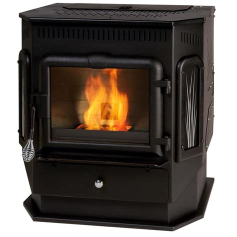 Summers Plumbing Heating And Cooling Reviews by Shop Summers Heat 2 200 Sq Ft Multi Fuel Stove At Lowes