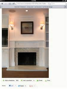 ideas for refacing fireplace hearth fireplace