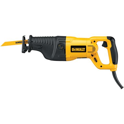 shop dewalt 13 amp keyless variable speed corded reciprocating saw at lowes com