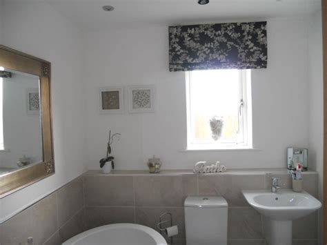 roman blind bathroom amanda baker made to measure curtains newcastle gosforth