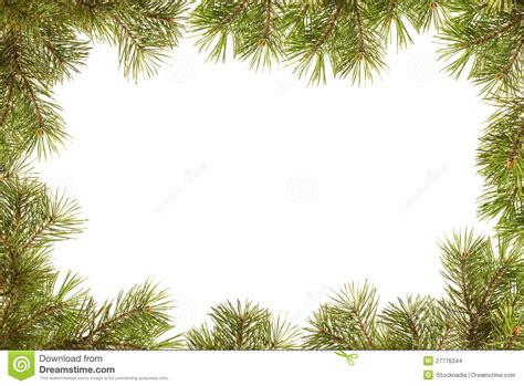 Card Frames Templates Pine Boughs by Pine Border Clipart Clipart Collection Pine Garland