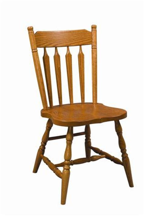 pennsylvania amish made colonial dining room chair