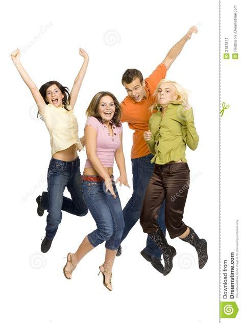 imagenes jovenes alegres adolescentes alegres imagen de archivo imagen 2157941