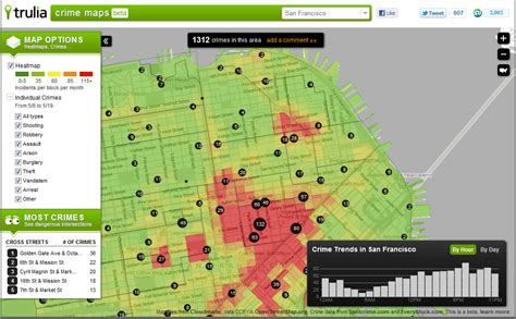 trulia map the remote controlled cat trulia crime map