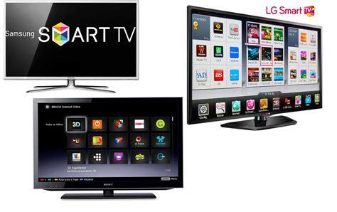 samsung lg y sony lideran el mercado de los smart tv