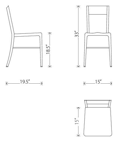 dining room chair dimensions table and chairs dimensions images