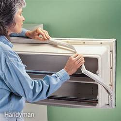 how to replace a refrigerator door gasket the family