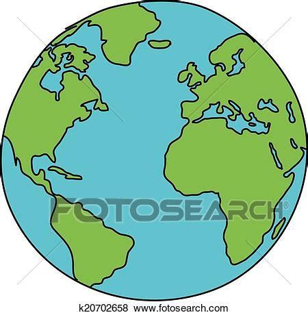 clipart mondo mondo disegno clip k20702658 fotosearch
