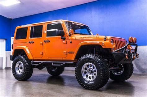 For Jeeps Only 2015 Jeep Wrangler Unlimited Moab Road Edition 4x4