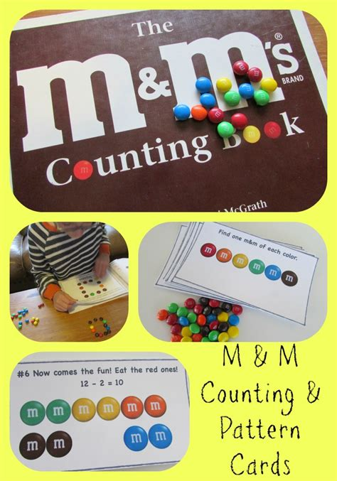 M And S Gift Card - m m math pattern cards teach beside me