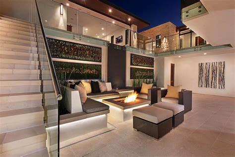 house california galatea luxury house displaying a special contemporary