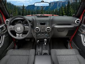 Interior Jeep Wrangler New 2016 Jeep Wrangler Price Photos Reviews Safety