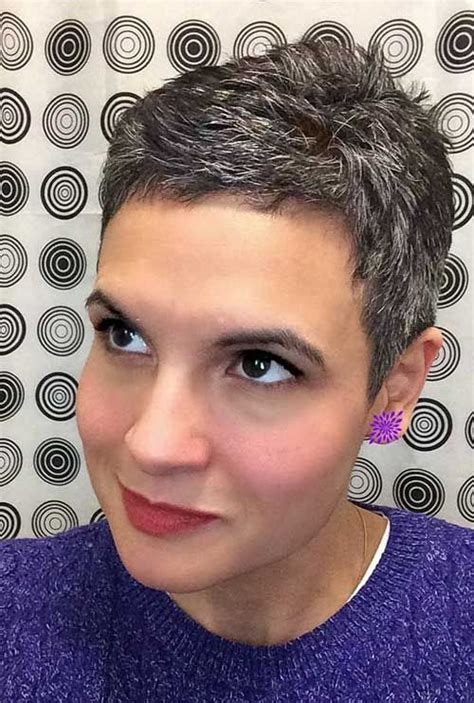 pixie transition to gray 178 best images about grey hair transitions on pinterest