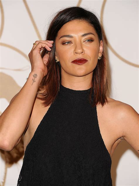 celebrities pictures jessica szohr the ultimate celebrity tattoo gallery