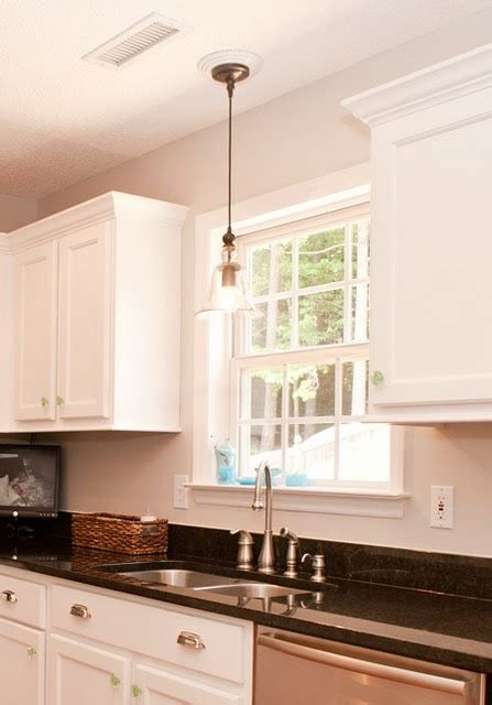 pendant light for above sink kitchen reno