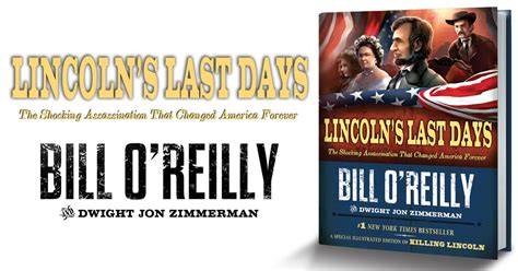 lincolns last days lincoln s last days key players bill o reilly