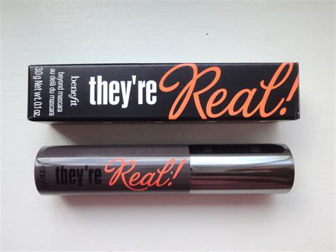 Benefit Theyre Real Lengthening Mascara 3g benefit they re real mascara best friend uk