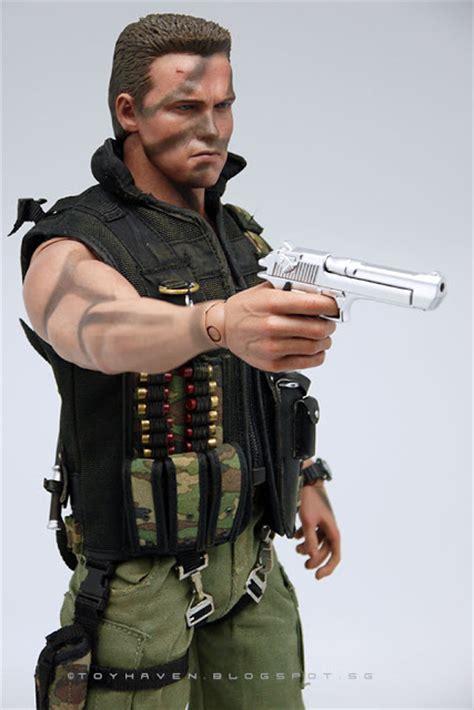 1 6 Scale Toys Mms276 Commando Matrix Combat Boots toyhaven toys mms276 1 6th arnold schwarzenegger as