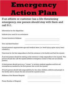 Emergency Plan Template For Businesses by Guide On Emergency Plan Template Excel Project