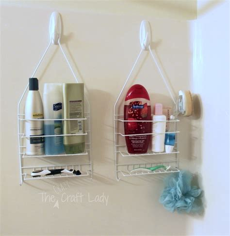 Command Hooks For Bathroom by Dollar Store Bathroom Organizing The Craft