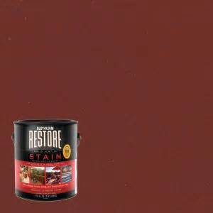 brick stain home depot rust oleum restore 1 gal solid acrylic water based brick