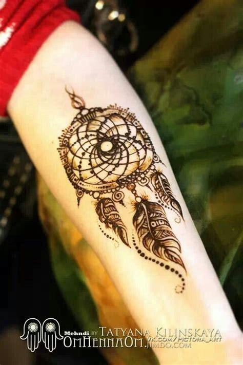 dream catcher henna tattoo 25 best ideas about henna dreamcatcher on