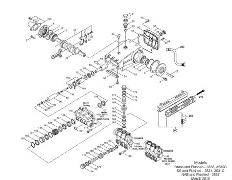 cat pumps parts diagrams cat pressure washer parts diagram wiring diagrams