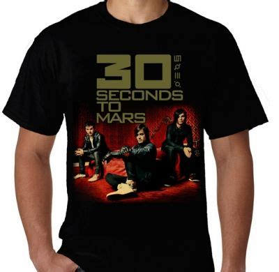 Kaos V Neck 30 Seconds To Mars1 Vnk Ard51 kaos 30 seconds to mars jared leto kaos premium