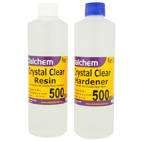 Clear Epoxy Clear Epoxy Resin Kit Resin And Hardener Dalchem