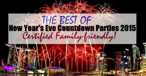 Countdown To 2007 A New Years Celebration by Cheekiemonkies Singapore Parenting Lifestyle New