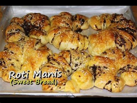 youtube membuat roti manis cara mudah membuat roti manis mudah dan enak ala zasanah