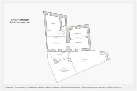 appartamento seminterrato appartamento con giardino a todi