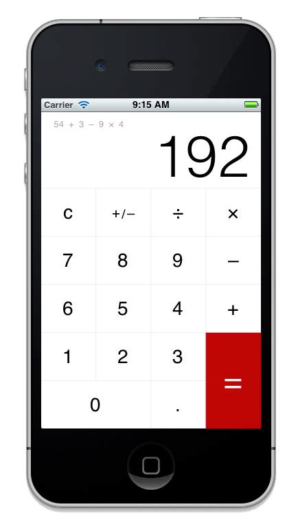 calculator history iphone solvetica a minimalist calculator for iphone and an app