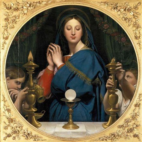 imagenes de la virgen maria de joven nuestra se 241 ora del sant 237 simo sacramento la mujer