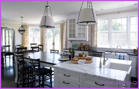 kitchen island dining table design home design